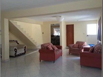 CompartoDepa MX - Amplia habitación, cerca de la fés acatlán - Naucalpan de Juárez, México - MX$3,000 por mes