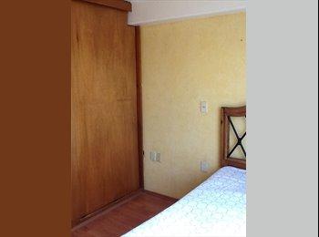 CompartoDepa MX - Bonito cuarto en depa cerca de parque Delta - Benito Juárez, DF - MX$4,500 por mes