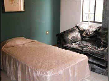 CompartoDepa MX - Habitación en Vista Bella - Morelia, Morelia - MX$1,500 por mes