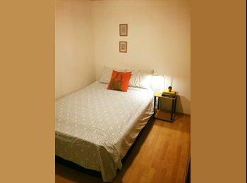 CompartoDepa MX - Ofrezco cuarto con baño propio en la Escandón - Miguel Hidalgo, DF - MX$5,000 por mes