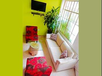 CompartoDepa MX - Hermosas / Comfortable Suites Coyoacán - Coyoacán, DF - MX$5,100 por mes
