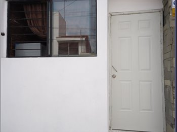 CompartoDepa MX - RENTO LOFT SAN JOSE VISTAHERMOSA - Otras, Puebla - MX$3,600 por mes