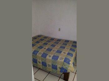 Amplio cuarto en renta