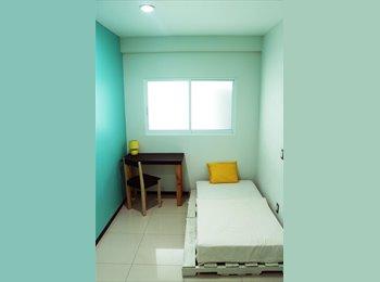 Habitación individual para jóvenes profesionistas,...