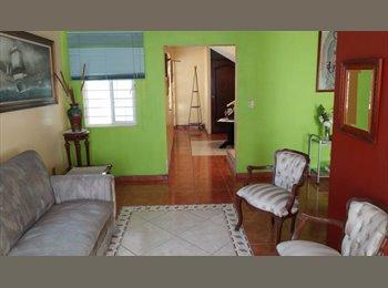 CompartoDepa MX - Habitaciones amuebladas desde $1800 con servicios incluidos. - Aguascalientes, Aguascalientes - MX$1,800 por mes