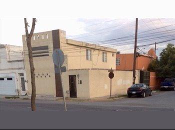 CompartoDepa MX - Rento 2 Habitaciones Individuales en Escobedo Zona Nexxus - Escobedo, Monterrey - MX$2,000 por mes