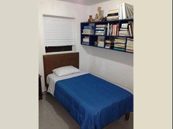 CompartoDepa MX - Linda recamara rento, Cancún - MX$2,700 por mes