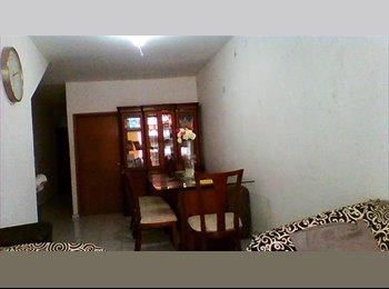 CompartoDepa MX - Recamara en renta, Villahermosa - MX$2,500 por mes