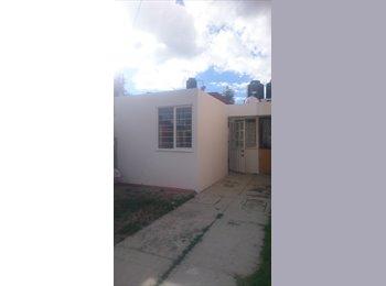 CompartoDepa MX - Rento casa por la UDLA/ junto al Instituto México - Cholula, Cholula - MX$2,500 por mes
