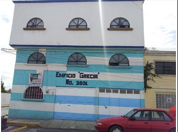 CompartoDepa MX - Toluca, Rento cuarto amueblado - Toluca, México - MX$1,500 por mes
