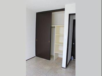 Se renta cuarto sin amueblar muy cómodo y agradable