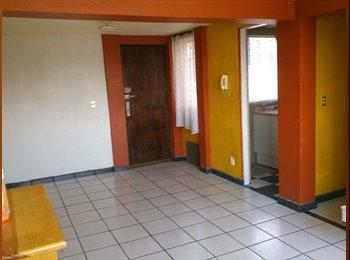 CompartoDepa MX - Rento Depa Ubicadísimo Zona Sur - Benito Juárez, DF - MX$7,700 por mes