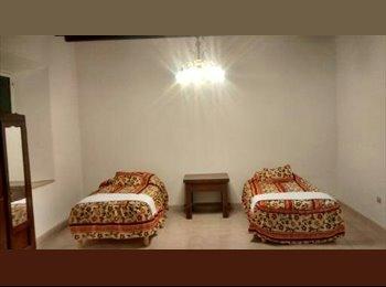 CompartoDepa MX - Se rentan habitaciones compartidas - Durango, Durango - MX$1,400 por mes
