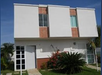 CompartoDepa MX - Ofrezco cuarto en casa muy bonita en Playa del carmen, Busco Roomie - Playa del Carmen, Cancún - MX$3,500 por mes