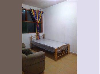 CompartoDepa MX - renta de cuarto en departamento compartido - Chalco, México - MX$1,500 por mes