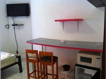 CompartoDepa MX - Rento Habitación amueblada - Benito Juárez, DF - MX$4,000 por mes