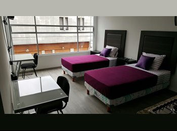 Suites Amuebladas