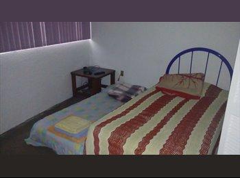 CompartoDepa MX - Recámara amueblada.para 1 o 2 personas.... - Benito Juárez, DF - MX$4,500 por mes