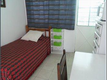 CompartoDepa MX - Habitación para señorita cerca del Univa - Zapopan, Guadalajara - MX$2,100 por mes