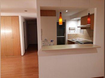 CompartoDepa MX - Room available in shared apartment close to Santa Fe Business District.  - Alvaro Obregón, DF - MX$4,000 por mes