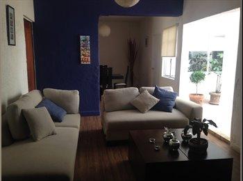 CompartoDepa MX - Compartiendo depa Condesa  - Cuauhtémoc, DF - MX$6,200 por mes