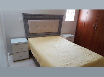 CompartoDepa MX - Cuarto en Depto Amueblado, Querétaro - MX$2,700 por mes