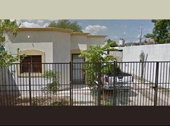CompartoDepa MX - Comparto casa, Cuarto individual. - Hermosillo, Hermosillo - MX$1,600 por mes