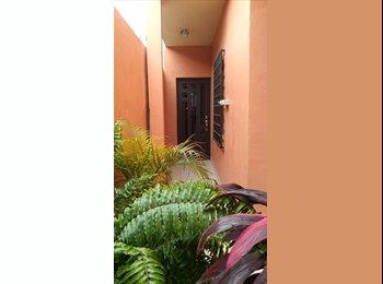 CompartoDepa MX - Rento cuartos para señoritas - San Nicolás de los Garza, Monterrey - MX$2,500 por mes