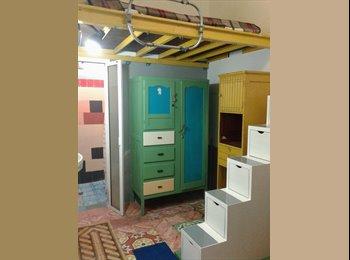 Rento habitacion independiente :)