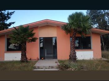 CompartoDepa MX - Rentó casa - Tlaxcala, Tlaxcala - MX$7,000 por mes