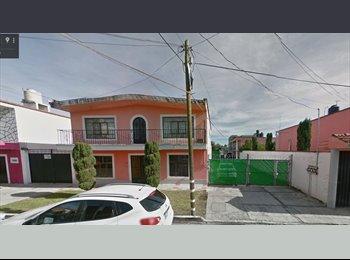 CompartoDepa MX - Departamento en Cholula  - Cholula, Cholula - MX$2,000 por mes