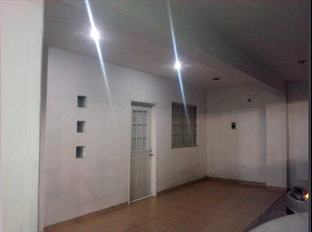 CompartoDepa MX - Departamento Amueblado con Servicios Incluidos, 1 Recamara, espacios ampilos!   - Cholula, Cholula - MX$7,500 por mes