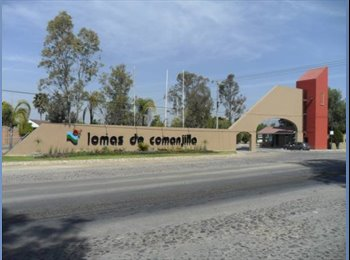 CompartoDepa MX - loft amueblado ejecutivos puerto interior silao gto - León, León - MX$3,000 por mes