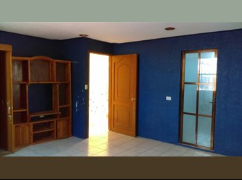 CompartoDepa MX - Rento bonita casa - Cholula, Cholula - MX$12,000 por mes
