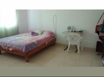 CompartoDepa MX - Habitación disponible en departamento  - Otras, Puebla - MX$2,250 por mes