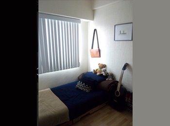 CompartoDepa MX - Bonito cuarto en Parque San Antonio - Alvaro Obregón, DF - MX$3,400 por mes