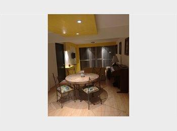 CompartoDepa MX - COMO EN HOTEL - La Paz, Puebla - MX$6,000 por mes