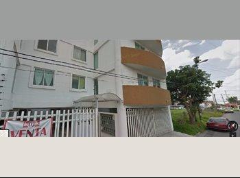 CompartoDepa MX - Bonito Departamento amueblado Renta  2 cuartos - Cholula, Cholula - MX$2,550 por mes