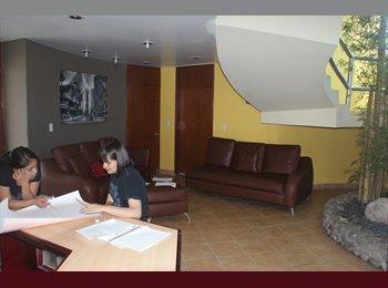 CompartoDepa MX - Habitaciones con baño privado en Edificios M&M - Pachuca, Pachuca - MX$1,500 por mes