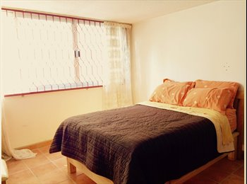 Rento habitación (Sólo Mujer)