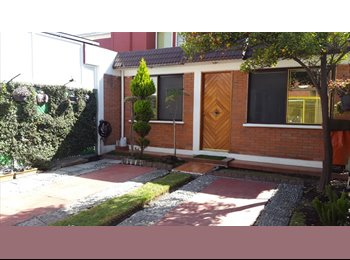 CompartoDepa MX - Comodidad y tranquilidad al suroriente de la ciudad., DF - MX$4,500 por mes