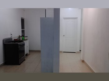 CompartoDepa MX - Cuarto disponible en departamento compartido (Marcos Ranz), Tuxtla Gutiérrez - MX$1,800 por mes