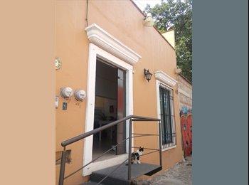 CompartoDepa MX - Cuarto en renta, Oaxaca de Juárez - MX$4,000 por mes