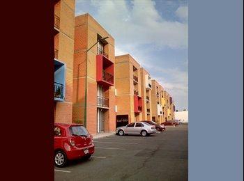 Departamento amueblado, 3 habitaciones,2 habitaciones