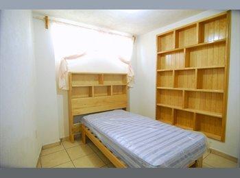 CompartoDepa MX - Renta de cuartos cerca crucero salida a Quiroga - Morelia, Morelia - MX$1,400 por mes