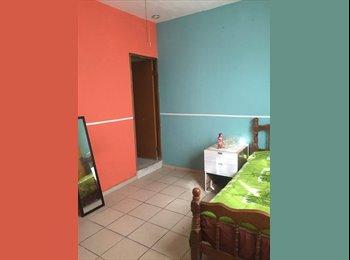 CompartoDepa MX - se renta recamara 1500 con servicios en la colonia Zaragoza  - Saltillo, Saltillo - MX$1,500 por mes