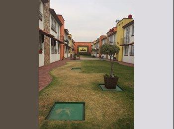 CompartoDepa MX - Se busca roomie a 15 min de Santa Fe - Cuajimalpa de Morelos, DF - MX$5,000 por mes