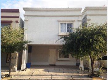 CompartoDepa MX - Disponibles 2 cuartos en casa en Santa Catarina  - Santa Catarina, Monterrey - MX$4,000 por mes