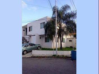 CompartoDepa MX - Departamento amueblado disponible a 2 cuadras del Tec - Tecnológico, Monterrey - MX$8,000 por mes