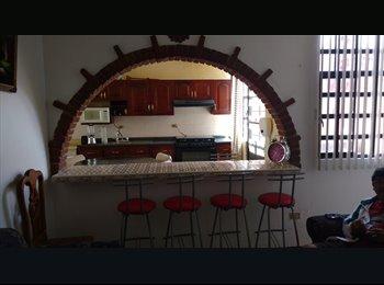 CompartoDepa MX - Casa amplia para compartir - Otras, Puebla - MX$3,300 por mes